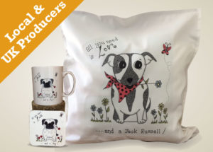 Local and UK producers of gifts and homeware