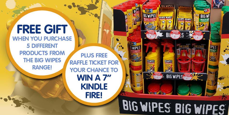 Big Wipes offer