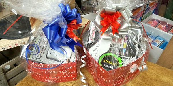 Make your own Gift Baskets