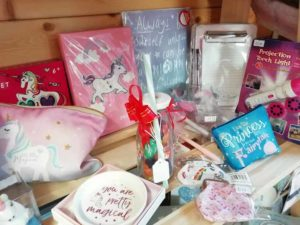 Unicorn Themed Gift Range