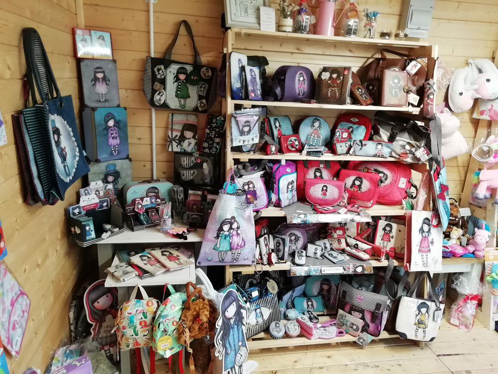 Santoro Gorjuss Bags purses and more