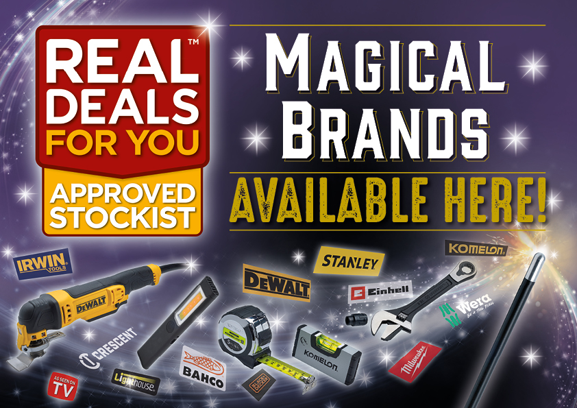Real Deals Christmas Promotion