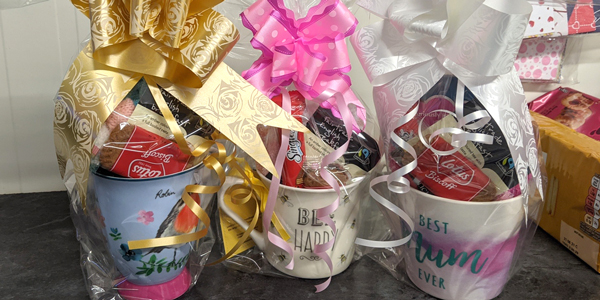 Gift Wrapping and Baskets